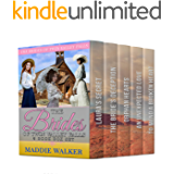 The Brides of Twin Valley Falls: Mail Order Bride 5-Book Box Set