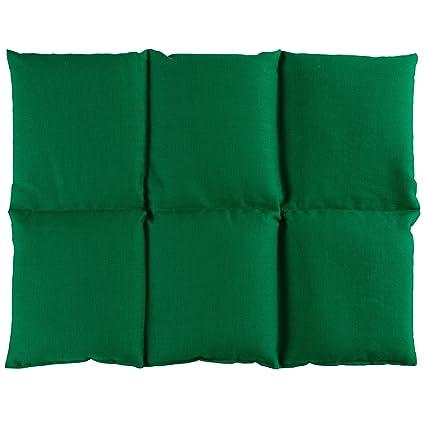 Almohada térmica | Bolsa de semillas para la espalda (calor ...