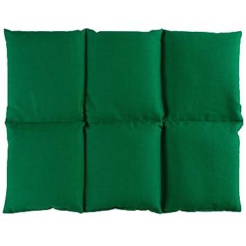 Almohada térmica | Bolsa de semillas para la espalda (calor y frio ...