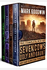 EMP Survival Box Set: Seven Cows, Ugly and Gaunt: A Post-Apocalyptic Saga of America's Worst Nightmare Kindle Edition