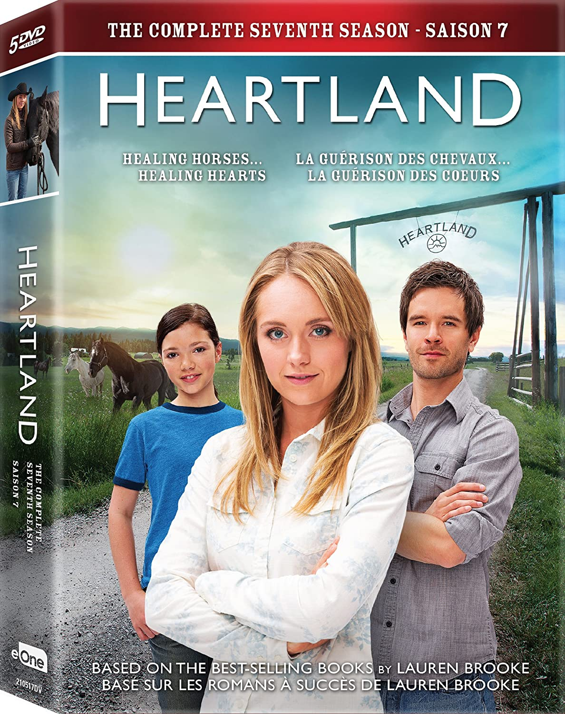 Heartland: Complete Season 7 [Bilingual] Amber Marshall Graham Wardle Michelle Morgan Various