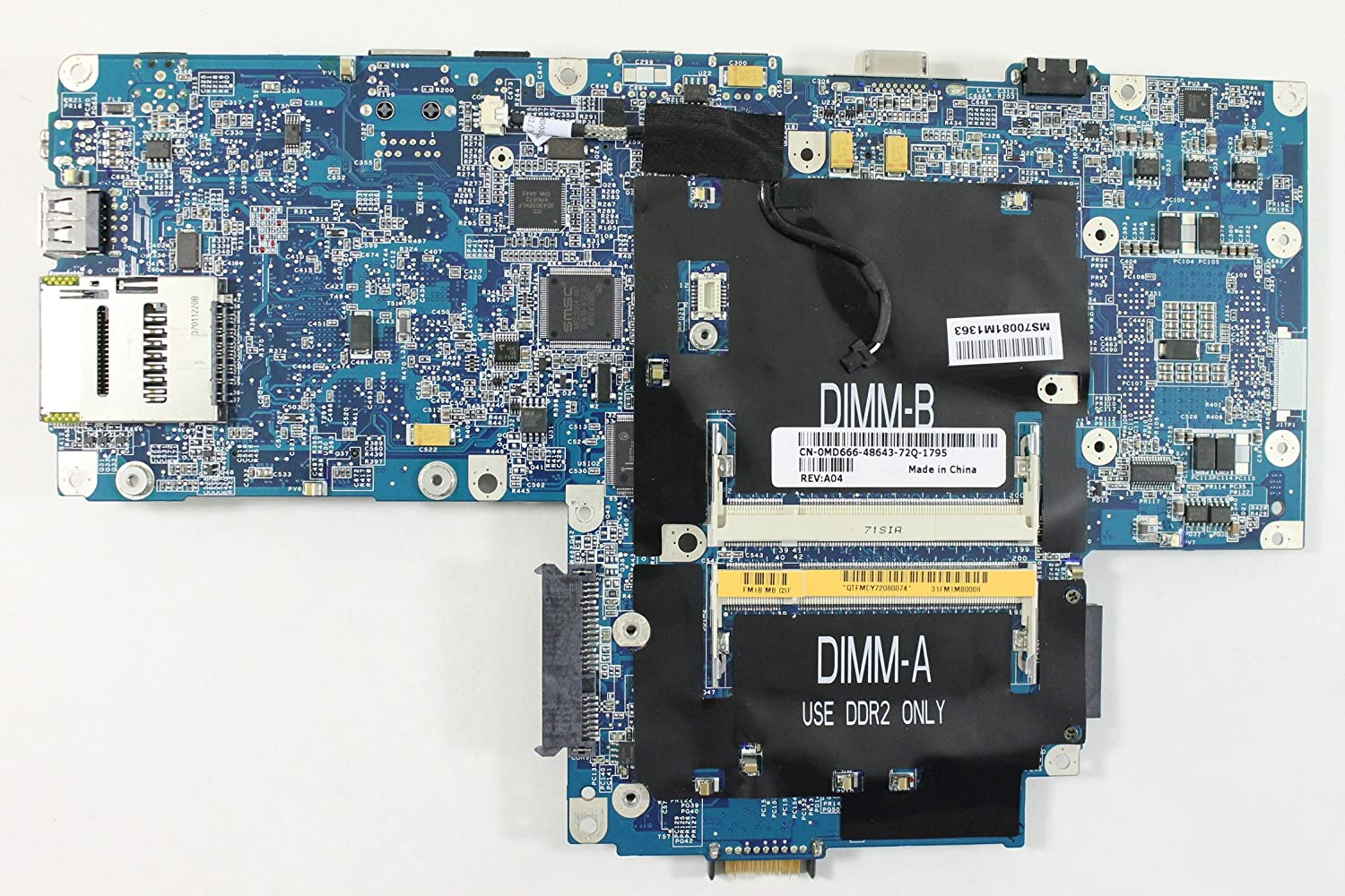 Dell Motherboard Intel 8MB MD666 Inspiron E1505