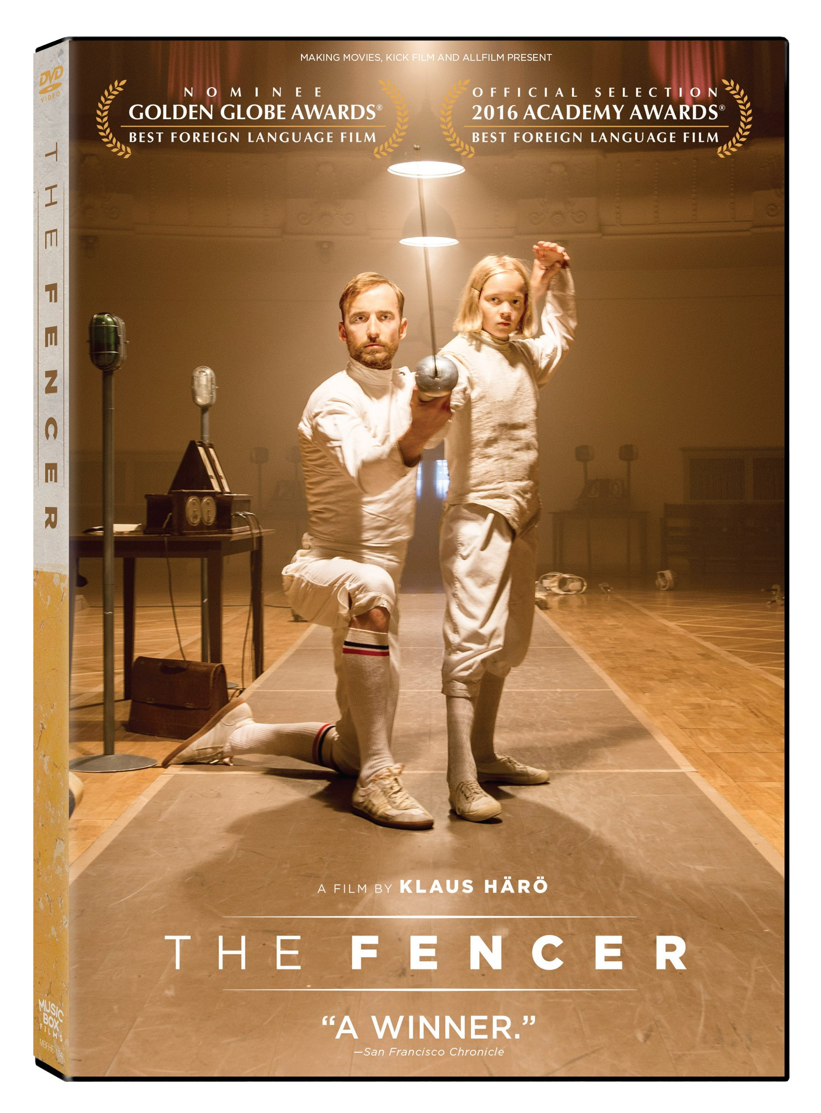 DVD : Fencer (DVD)