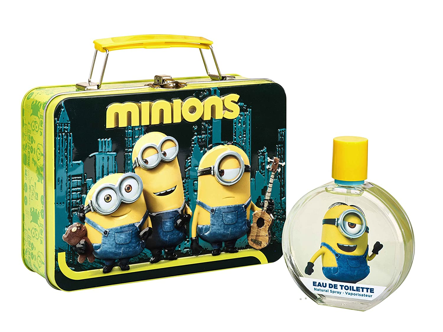 Minions Lunch Box + Colonge by Universal Studios Air-Val International S.A. 6298