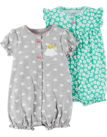 f12e2582d Baby Girl's One Piece Rompers | Amazon.com