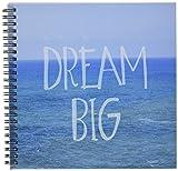3dRose db_186711_1 Dream Big Hawaii Ocean Drawing