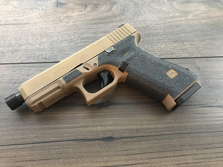 Amazon.com: Handleitgrips - Cinta adhesiva para pistola, 19 ...