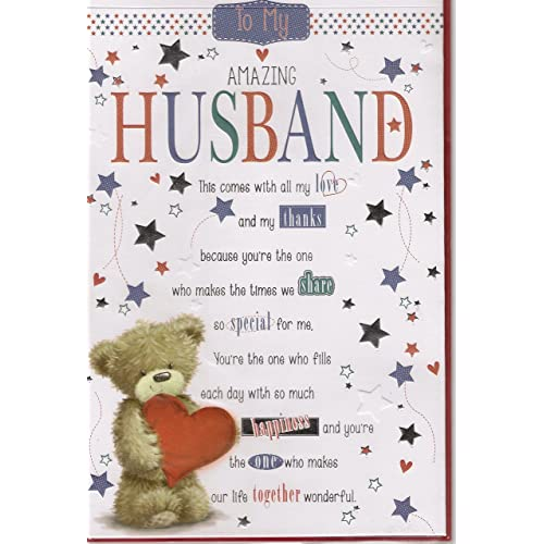 Birthday Cards For Husband Amazon