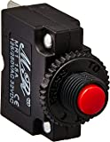 CA 125/250V 15A Limiteur de surcharge thermique de disjoncteur électrique SPST