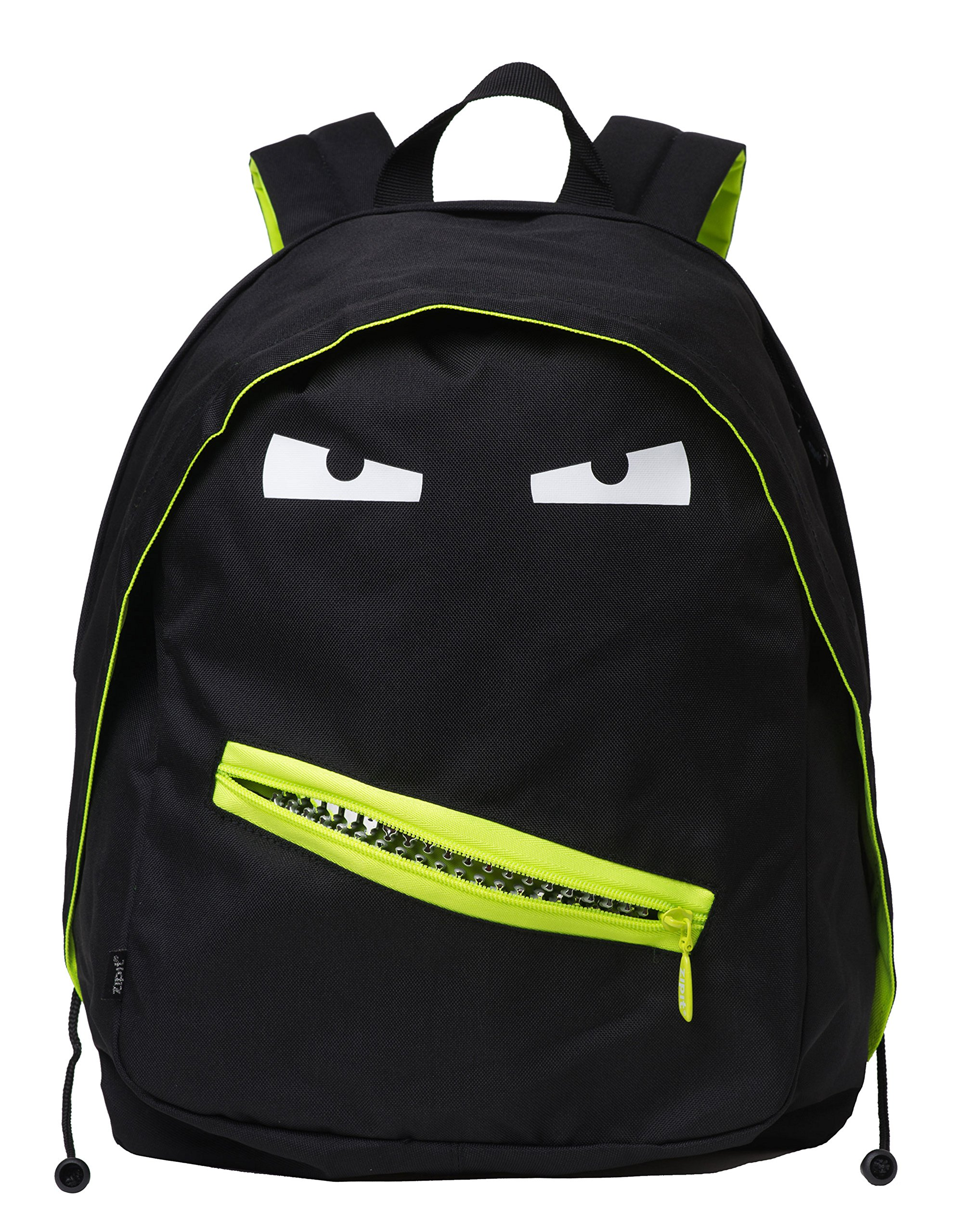 ZIPIT Grillz Backpack for Kids, Black