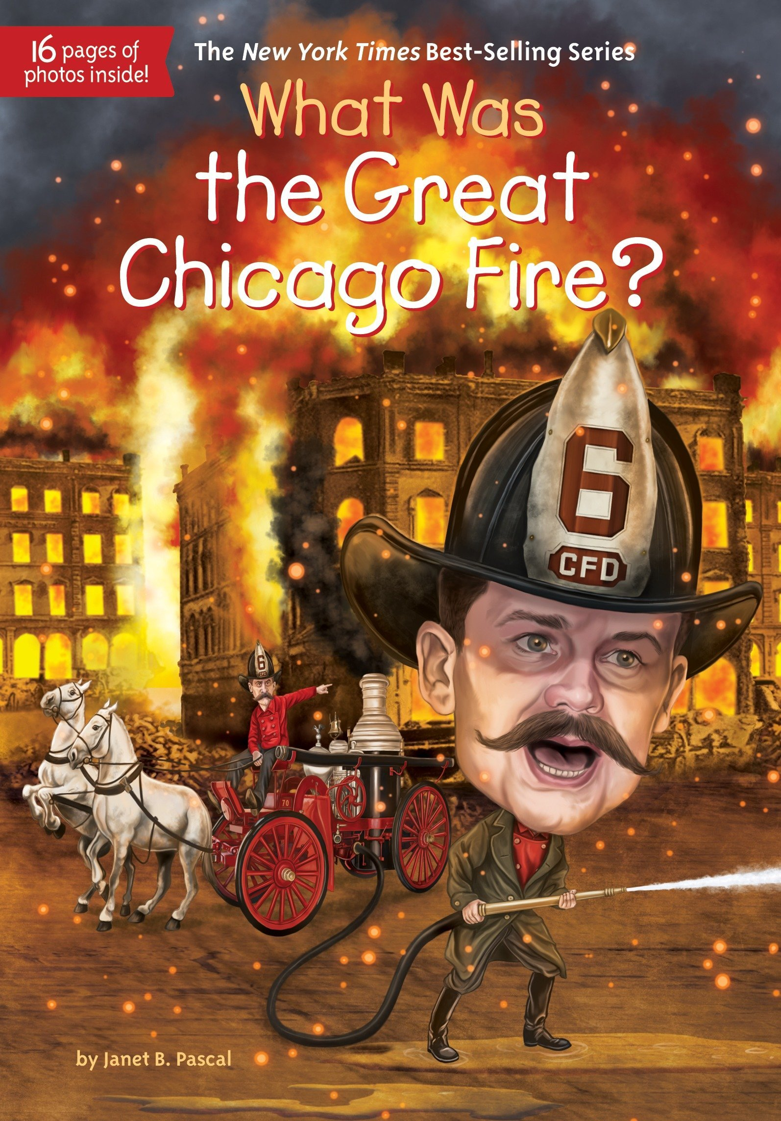 Download What Was the Great Chicago Fire? PDF