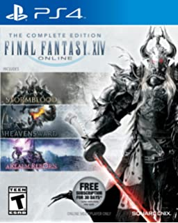 Amazon com: FINAL FANTASY XIV: Shadowbringers - PlayStation