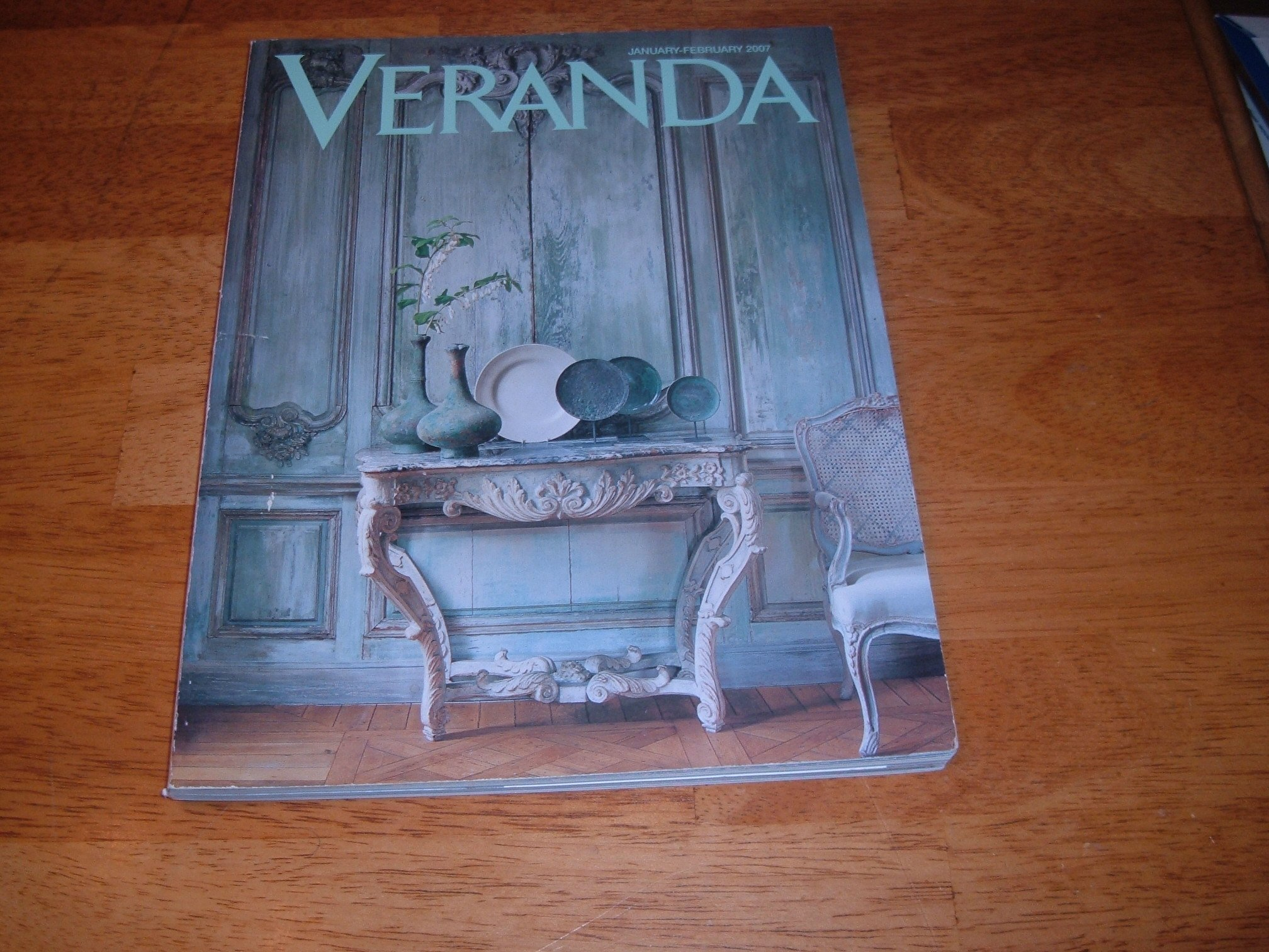 Read Online Veranda Magazine January-February 2007: Veranda pdf