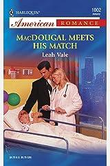 MacDougal Meets His Match Mass Market Paperback