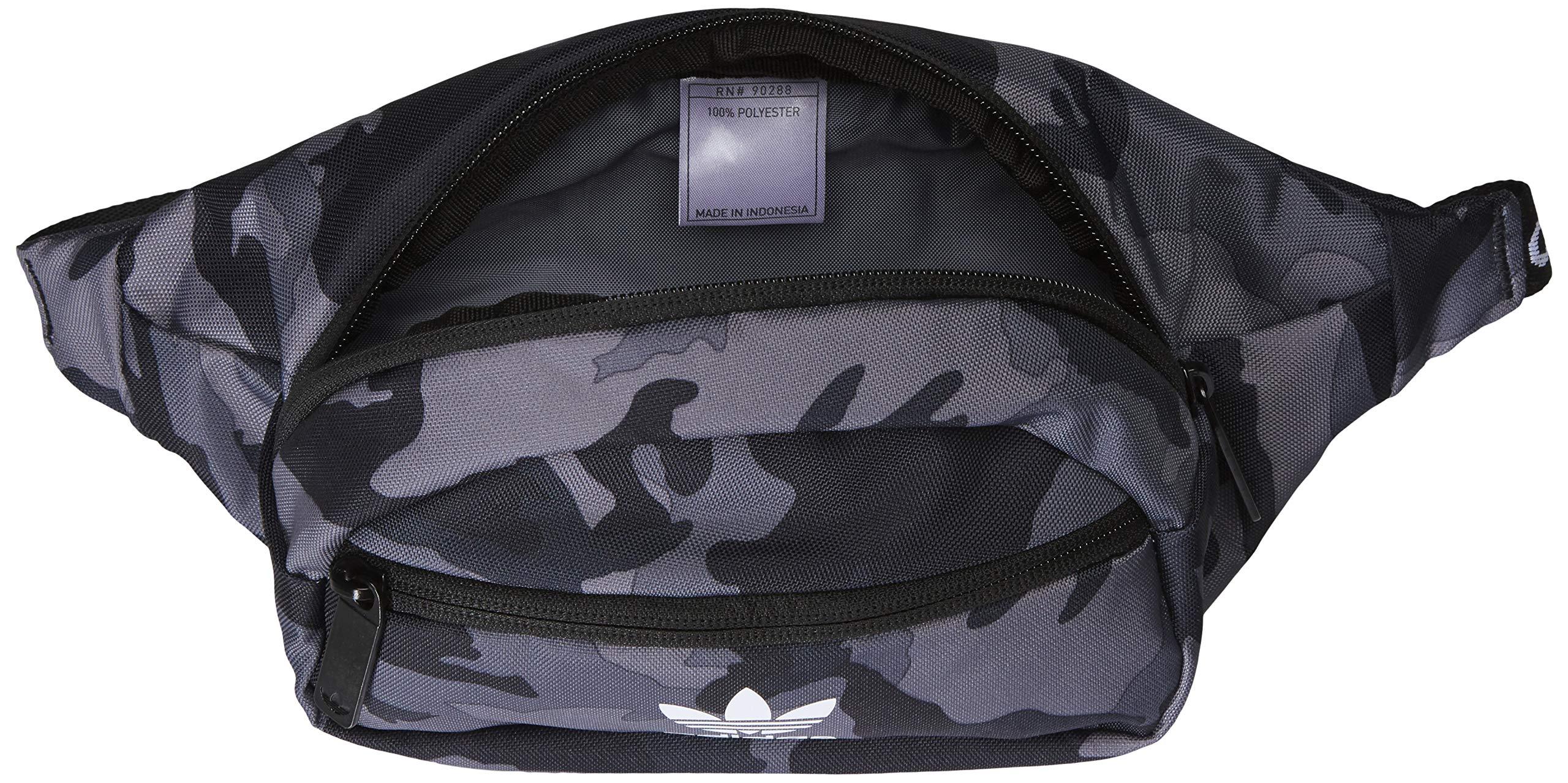 adidas Originals Unisex National Waist Pack, Night Camo, ONE SIZE by adidas Originals