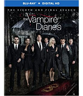 Amazon com: The Vampire Diaries: Season 5 (Blu-ray + DVD + Digital