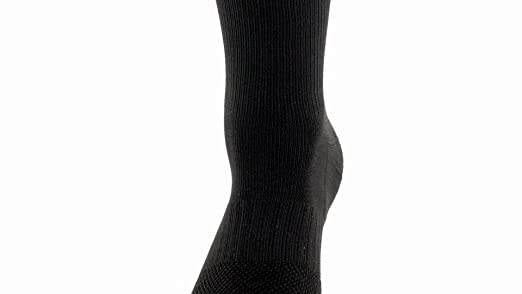 ebe5f52721f8 Kaiback Men's Performance Dress Socks, Pack of 6 Pairs, Quality Crew  Footwear (Large, Black) at Amazon Men's Clothing store: