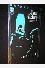 Batman: Dark Victory #10 - Justice