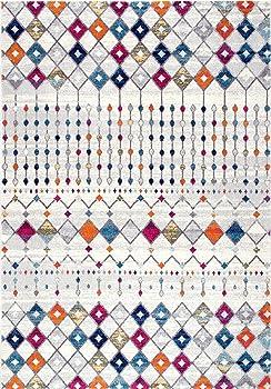 nuLOOM Moroccan Blythe Area Rug 8' x 10'