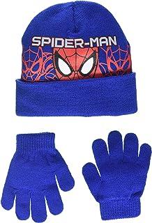 DC Comics Spiderman Headcut Set cappello e guanti Bambino f2c768367f57