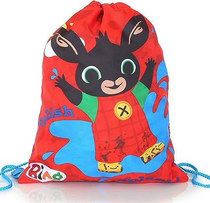 Enfants Garçons Filles avec cordon de serrage sac à dos Sports Gym Natation École Cadeau Sac
