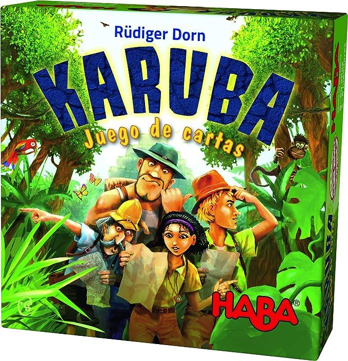 HABA- Juego de Mesa, Multicolor (Habermass 303803): Amazon.es ...