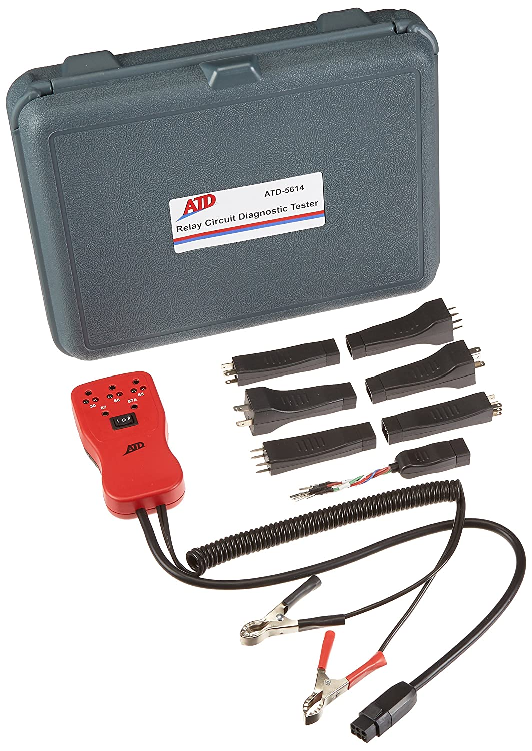 Amazoncom ATD Tools  Relay Circuit Tester Automotive - Vehicle relay testing