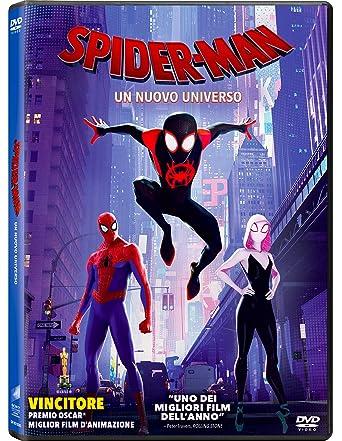 Spider Man Un Nuovo Universo Dvd Amazon It Shameik Moore Jake