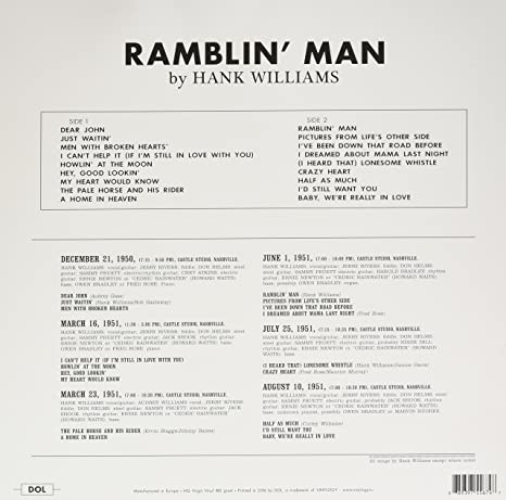 Buy Ramblin\' Man Online at Low Prices in India | Amazon Music Store ...