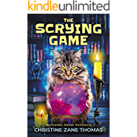 The Scrying Game: A Paranormal Mystery (Witching Hour: Psychics Book 1)