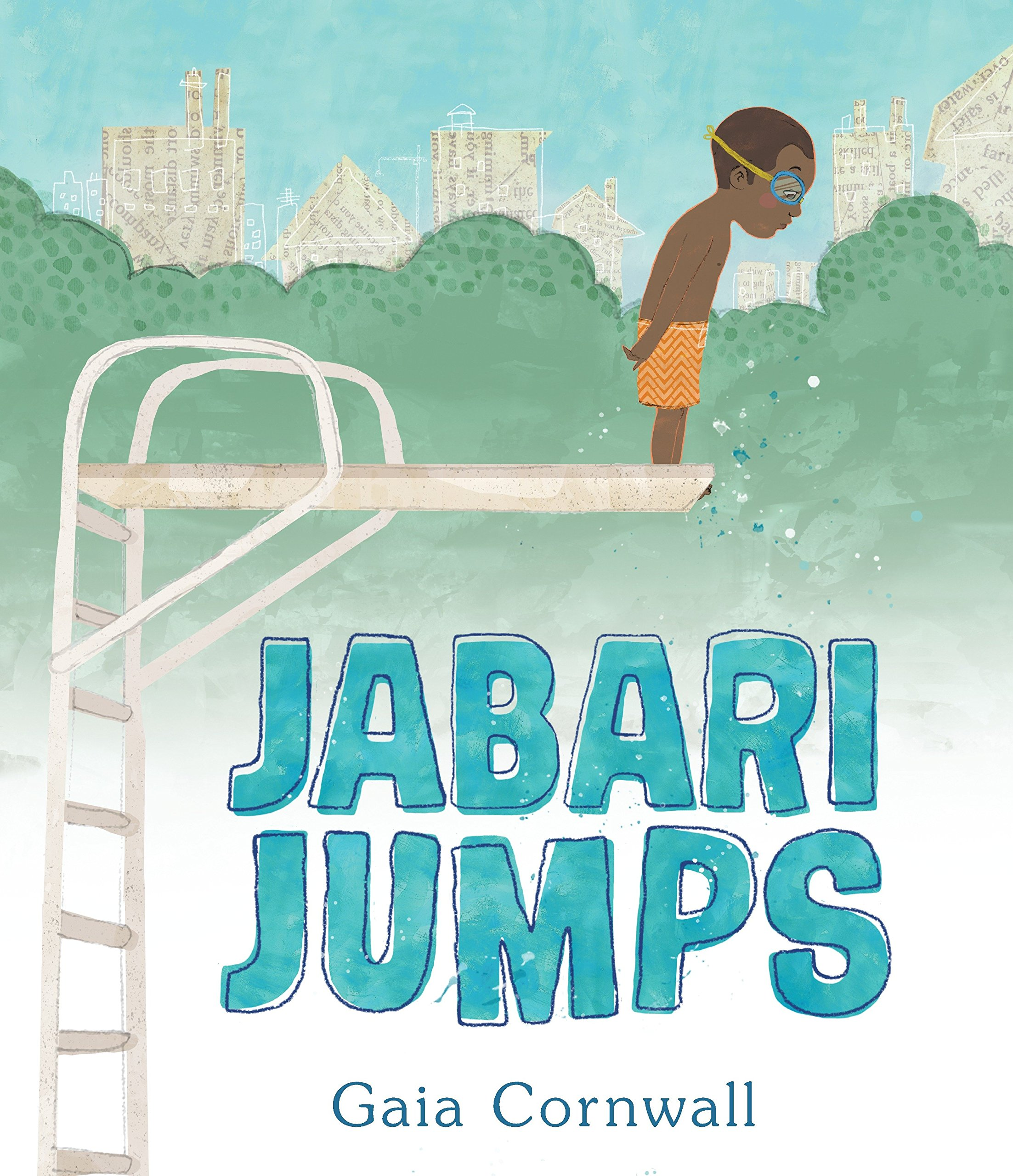 Jabari Jumps: Cornwall, Gaia, Cornwall, Gaia: 9780763678388: Amazon.com:  Books