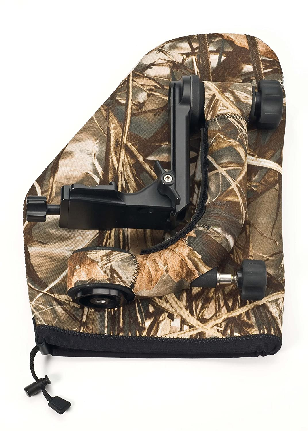 LensCoat LCGPSN Gimbal Pouch (Realtree AP Snow)