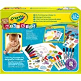 Crayola Mini Kids - Colouring and sticker kit