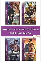 Harlequin Romantic Suspense April 2017 Box Set: An Anthology