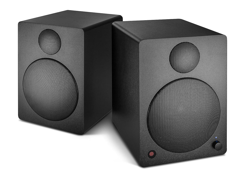 36 V, Bluetooth, Entrada Digital, Control Remoto por Infrarrojos Color Blanco Sistema de Altavoces Wavemaster Cube Mini Neo