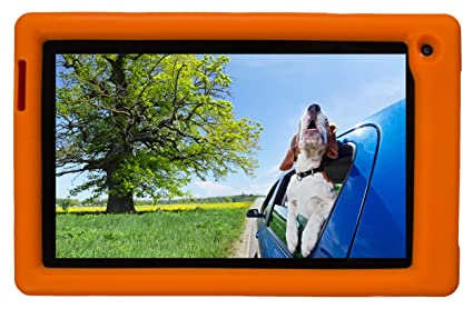 promo code 62ce7 16140 Bobj Rugged Case for RCA Voyager III and Voyager II 7-inch - BobjGear  Custom Fit - Patented Venting - Sound Amplification - BobjBounces Kid  Friendly ...