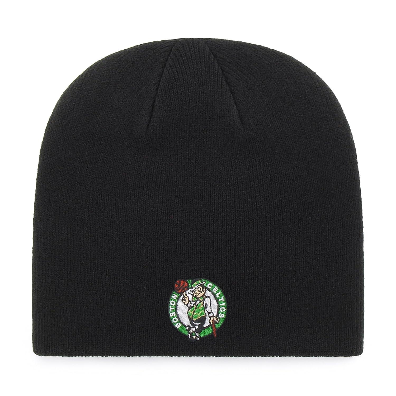 c3cb09c2826 Amazon.com   OTS NBA Boston Celtics Beanie Knit Cap