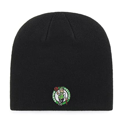 Amazon.com   OTS NBA Boston Celtics Beanie Knit Cap 0da09d2c3aa