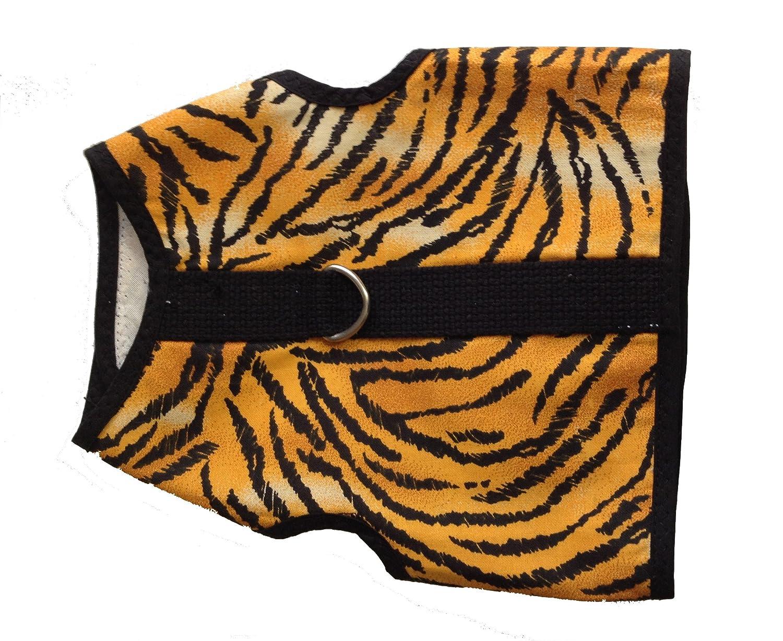 Kitty Holster Cat Harness, Medium/Large, Black KHBLACKML