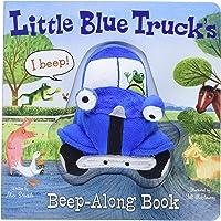 Little Blue Truck's Beep-Along Book