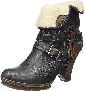 e538f67e5e661a Mustang Women s 1107-604 Ankle Boots