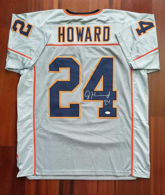 86e5d7679b27 Amazon.com  Autographed Jordan Howard Jersey - JSA Certified - Autographed  NFL Jerseys  Sports Collectibles