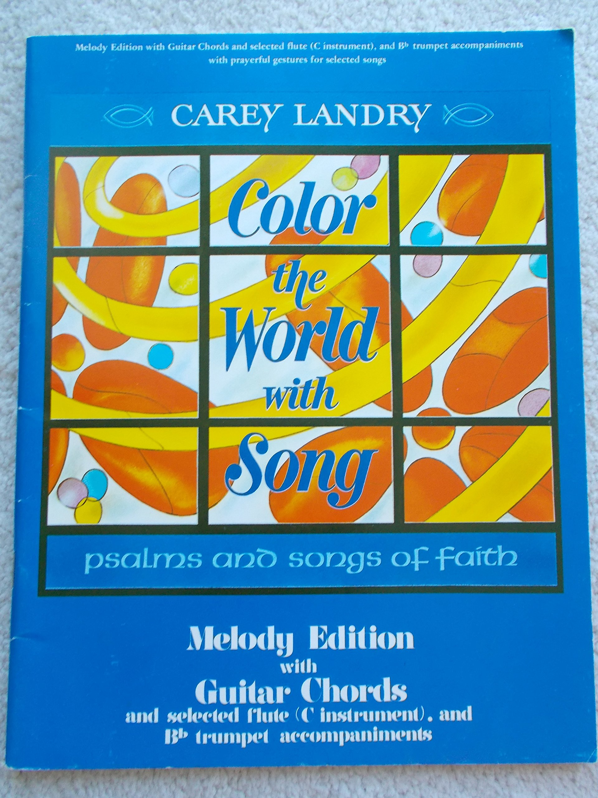 Amazon Color The World With Song Psalms Songs Of Faith