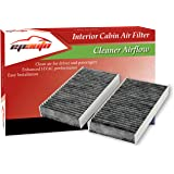 EPAuto CP135 (CF10135) Replacement for Honda/Acura Premium Cabin Air Filter includes Activated Carbon
