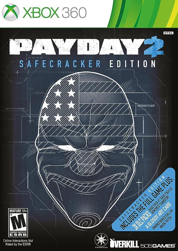 Payday 2 Safecracker: Amazon.es: Videojuegos