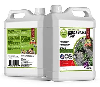 ECO Garden PRO Organic Vinegar Green Grass & Poison Ivy Killer
