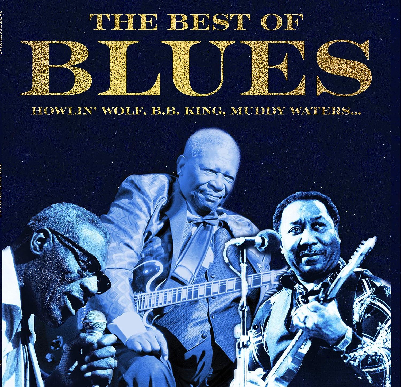 The Best of Blues Vinileo - MUDDY WATERS, HOWLIN' WOLF, JOHN LEE HOOKER
