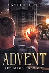 Advent: An Apocalyptic LitRPG Series (Red Mage Book 1) Kindle Edition
