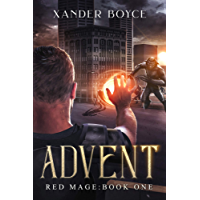 Advent (Red Mage Book 1) (English Edition)