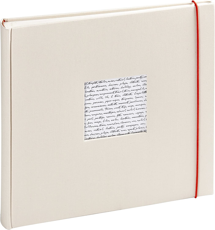 Panodia 271124 Linea /álbum de fotos tradicional 60 p/áginas blanco considere 10 x 15 cm